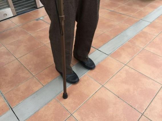 高齢者の姿勢について思うこと
