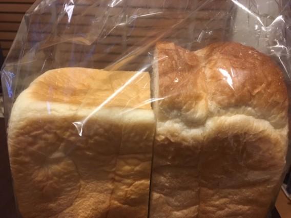 東灘区住吉【コウベ堂】の高級食パンをいただきました。