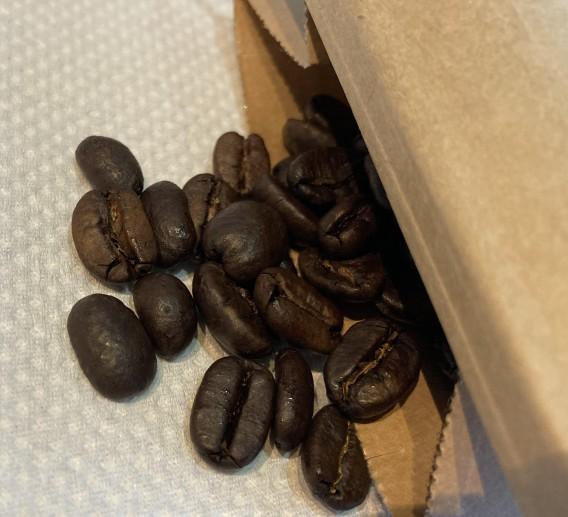 ゆげコーヒー1
