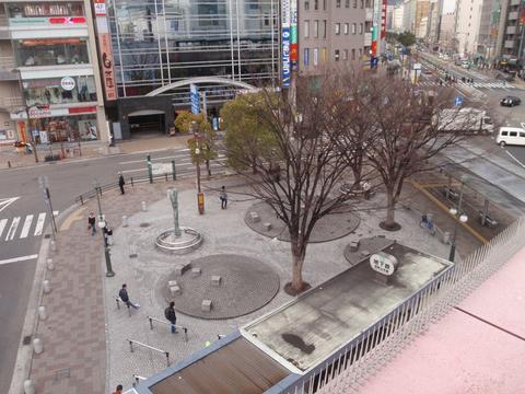 さんきたアモーレ広場が生まれかわります。